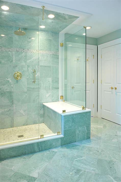 beautiful ming green marble tile homesfeed