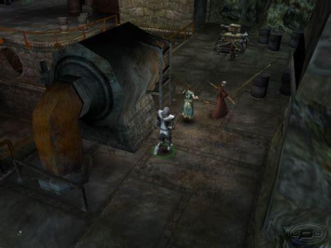 dungeon siege series dungeon siege nvidia