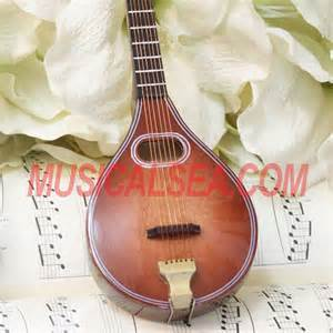 Musical Instrument Christmas Tree Ornaments