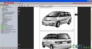 Toyota Previa    Tarago Service  U0026 Repair Manual Update 2006