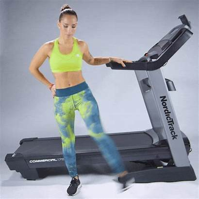 Treadmill Challenge Funny Workout Shape Diet Holiday