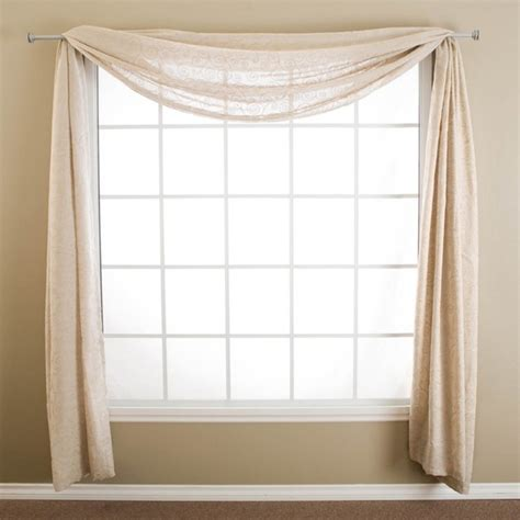 Window Scarf by Window Sconces Scarf Home Decoration Club