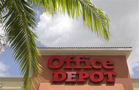 Office Depot U by Office Depot Ceo Announces Top Executive Appointments