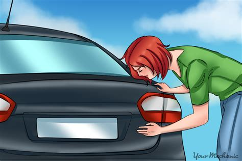 Brake Light On And While Driving by How To Safely Drive In Stop And Go Traffic Yourmechanic