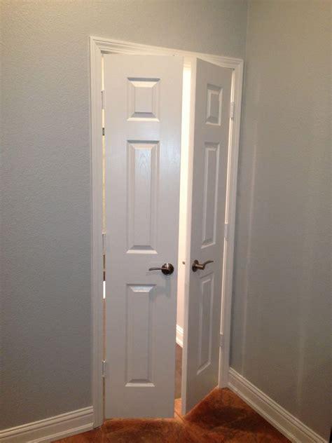 narrow closet doors