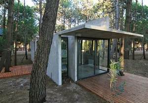 Casa Xs Rustic Concrete Cottage Design With Minimal Maintenance