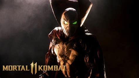 Mortal Kombat 11 Season Pass Includes Nightwolf, Spawn