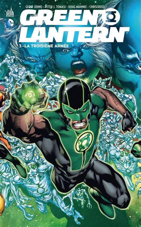 review green lantern tome 3 la 3 232 me arm 233 e dc