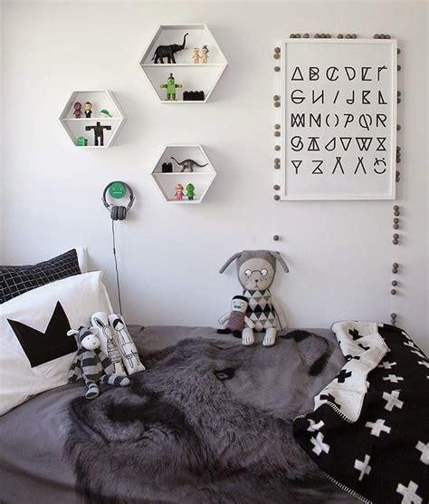 chambre ado fille noir et blanc deco chambre fille noir et blanc visuel 8