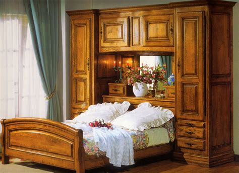 chambre à coucher pont de lit lit pont meubles hugon meubles normands bernay haute