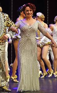 Sheena Easton Looks The Picture Of Health At 42nd Street