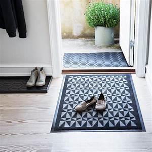 tapis paillasson indoor caoutchouc et synthetique tica With tapis d entrée intérieur
