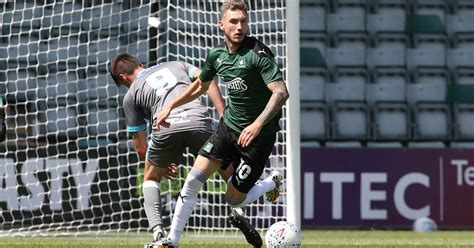 Plymouth Argyle: Carabao Cup and EFL Trophy fixtures due ...