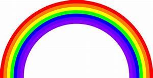 Regenbogen 7 Farben : regenbogen farben farbe kostenlose vektorgrafik auf pixabay ~ Watch28wear.com Haus und Dekorationen