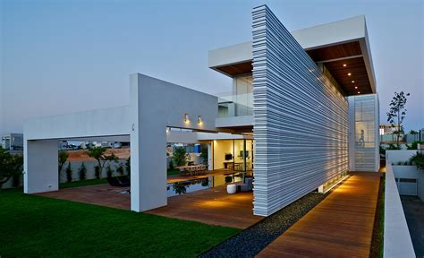 Villa C  Gal Marom Architects Archdaily