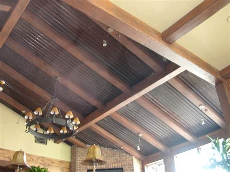 amazing corrugated tin ceiling  corrugated metal ceiling