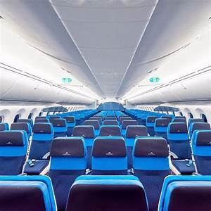 The new Economy Comfort Class in our Boeing 787 # ...