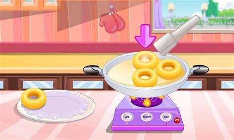 Donuts Cooking Games Apk Download  Free Casual Game For
