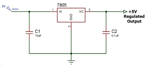 Voltage Regulator Circuits Linear