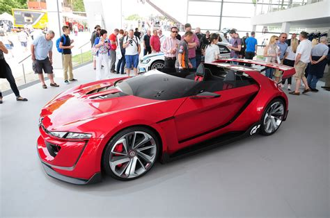 Volkswagen Gti Roadster Shown At Goodwood 2018 Auto Express