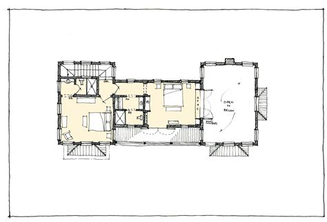 backyard guest house floor plans outdoor furniture design and ideas