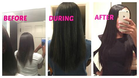 Black Hair To Before And After Pictures by Biotin Review Before And After