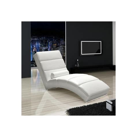 modern leather chaise longue contemporary chaise longue leather noname