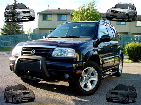 2001 Suzuki Grand Vitara by Ethornen 2001 Suzuki Grand Vitara Specs Photos