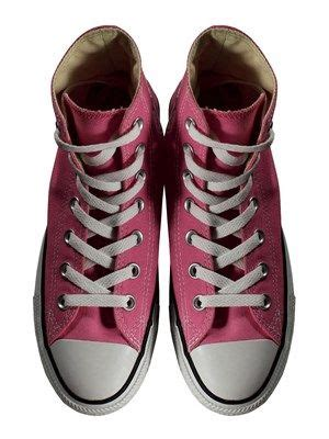 low pink by converse converse chuck all pink hi top trainers