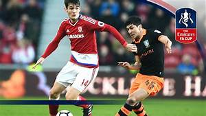 Middlesbrough 3-0 Sheffield Wednesday - Emirates FA Cup ...