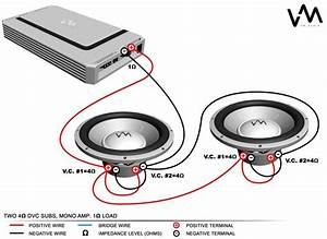 4 Ohm Dual Voice Coil Wiring Diagram Inspirational Kicker