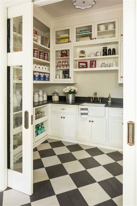 creative storage solutions  small kitchens interior