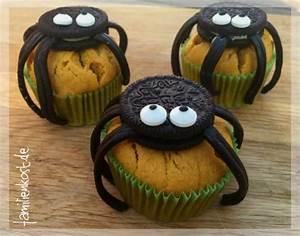 Halloween Muffins Rezepte Mit Bild : halloween muffins rezept f r k rbis spinnen muffins ~ Frokenaadalensverden.com Haus und Dekorationen