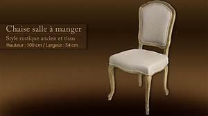 Chaises de style salle a manger 28 images chaises for Meuble salle À manger avec achat chaises salle À manger