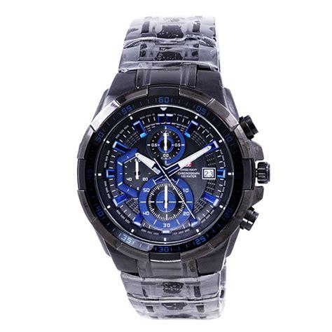 harga sarap jam tangan swiss navy sn 8825 ddc black blue