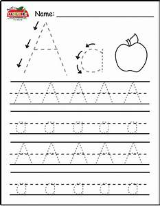free letter u tracing sheet coloring pages With alphabet letters to trace