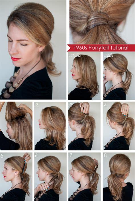 simple  easy easy hairstyles
