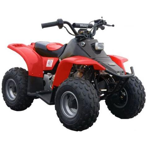Buy smc hornet junior quad bikes from dualways. 4 Stroke 50cc Premium Kids Outback Quad Bike - Kids Petrol Cars