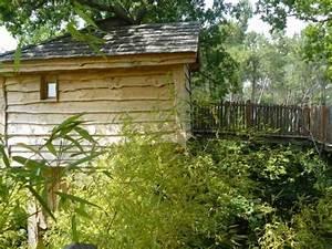 des chambres d hotes perchees dans les arbres With chambre d hote cabane dans les arbres