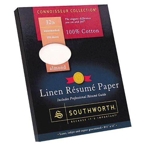 southworth linen resume envelopes southworth cotton linen resume paper almond target