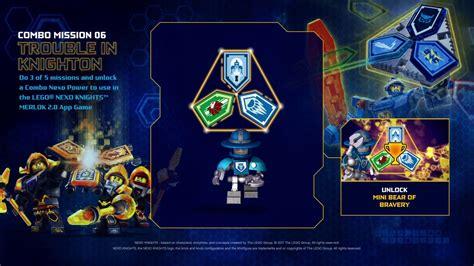 Nexo Knights Shields Combo 3