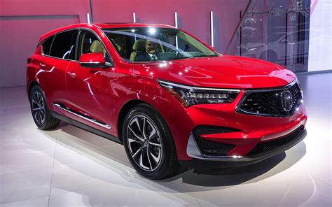 Acura 2019 :  The Third Generation Makes Its World Debut