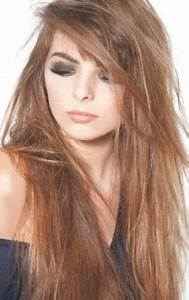 Coupe Dégradé Long : coupe avec cheveux long ~ Dallasstarsshop.com Idées de Décoration