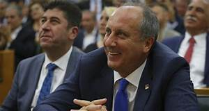 Main opposition CHP announces Muharrem İnce as ...