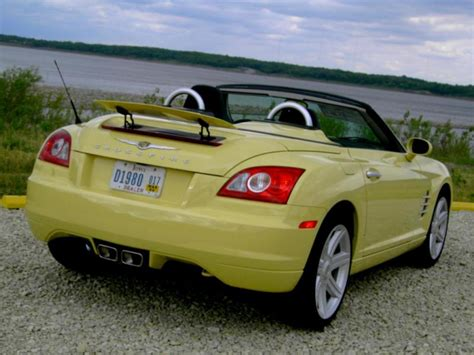 Used Chrysler Cars For Sale by Chrysler Crossfire Cars For Sale In The Usa