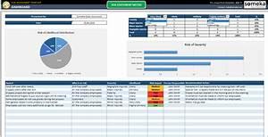 Risk Assessment Excel Template