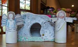 Adventures in Mommy-hood: An empty tomb