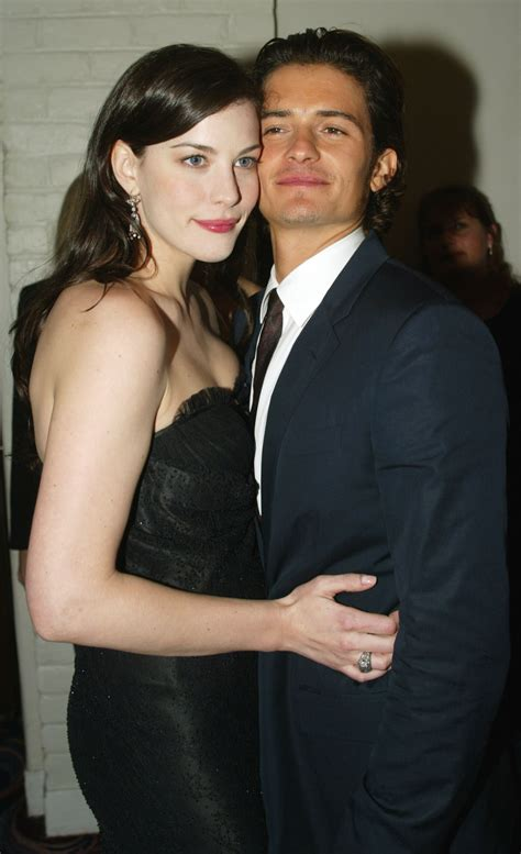 Orlando Bloom Growing Close To Liv Tyler Following