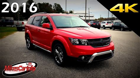 dodge journey crossroad ultimate  depth