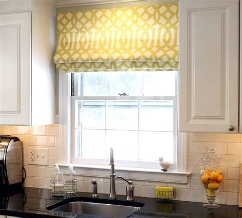 Drapes In Kitchen - the ideas of kitchen bay window treatments theydesign
